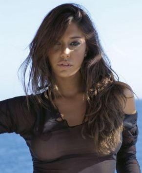 Belen Rodriguez all'Isola dei Famosi