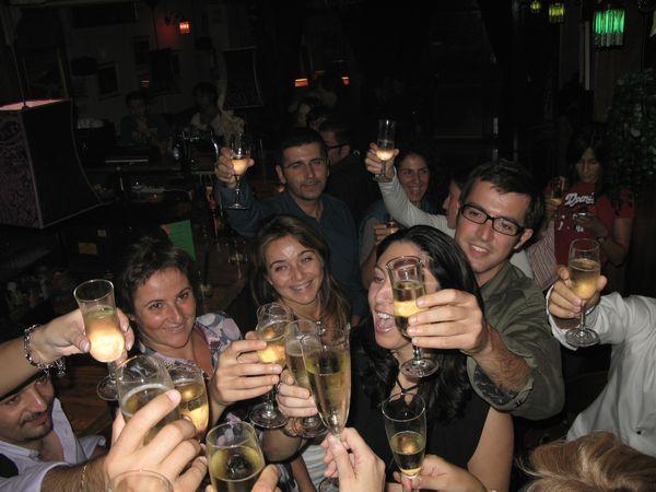 Nei locali italiani arrivano le tabelle per le bevande alcoliche