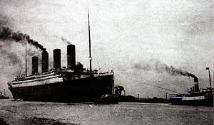 Superstite Titanic vende ricordi