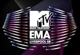 MTV EMA 2008: musica e non solo