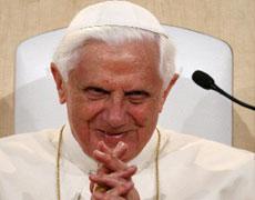 Il Papa: mai più l'orrore dell'antisemitismo
