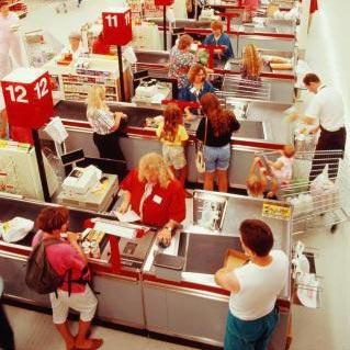 Aumentano i furti nei supermercati