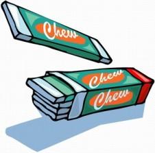 E' obbligatorio ingoiare i chewing gum