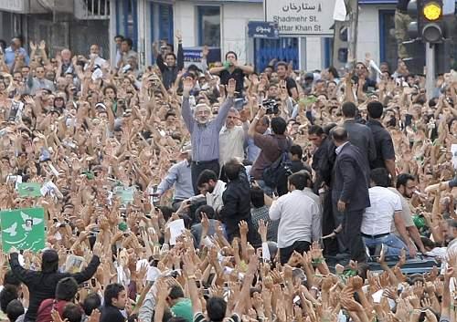 Iran, brogli elettorali