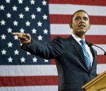 Obama a Pechino