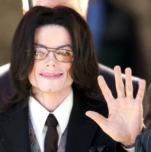 Michael Jackson é il Re del pop