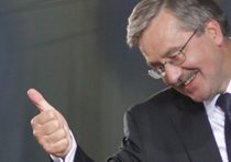 Komorowski é il nuovo presidente della Polonia