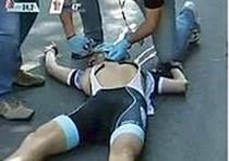 Giro d'Italia, Wouter Weylandt é morto