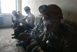 16 morti in una miniera in Ucraina