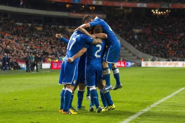 Olanda-Italia 1-1