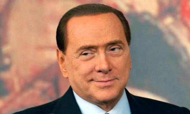 4 anni a Silvio Berlusconi