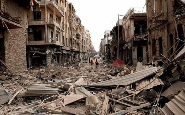 Inizia la guerra in Siria?