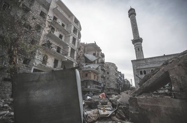 Siria, oltre 110 mila morti