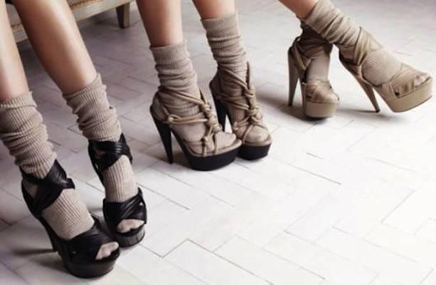Sandali di Inverno: una pazzia o il futuro della moda?