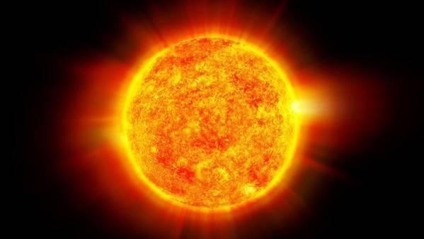 Il Sole scoppia