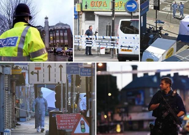 Londra, furgone su fedeli fuori moschea. Altri morti