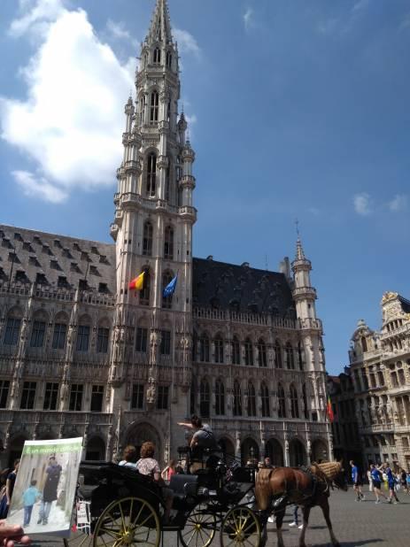 Bruxelles, attentatore era marocchino