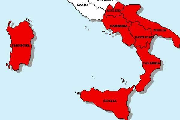 Il Sud Italia in crescita?