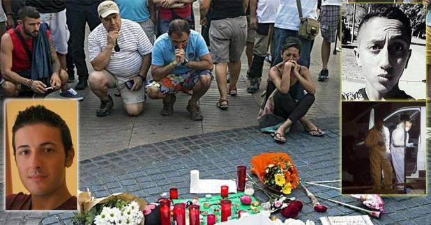 Barcellona, 13 morti tra cui due italiani