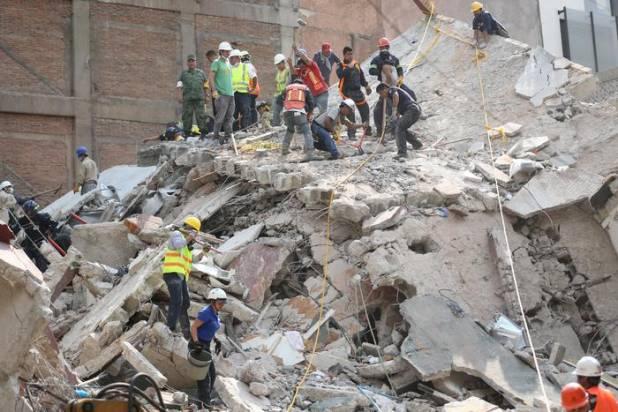 Terremoto in Messico, centinaia di vittime