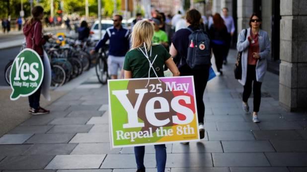 Aborto in Irlanda, vince il Si